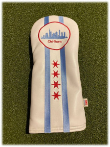 Headcover - Chi-Town