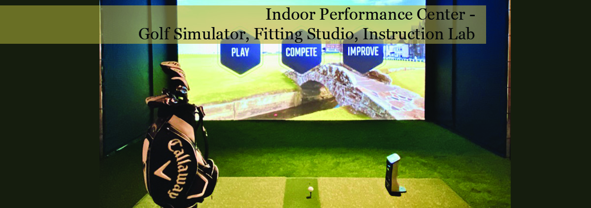 Hawk's View Golf Simulator